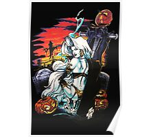 Lady Death halloween Poster
