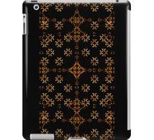 Dark Arabic Stripes iPad Case/Skin