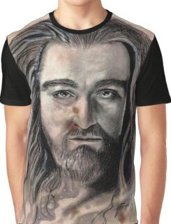 Thorin Oakenshield Caffeine Shock Graphic T-Shirt