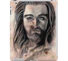 Thorin Oakenshield Caffeine Shock iPad Case/Skin