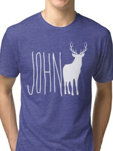 Life is strange John Deer Tri-blend T-Shirt