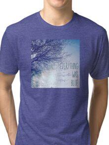 Halsey - Colors Tri-blend T-Shirt