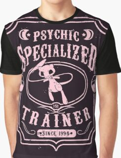 Psychic Specialized Trainer Graphic T-Shirt