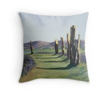 Ring of Brodgar (Orkney) Throw Pillow