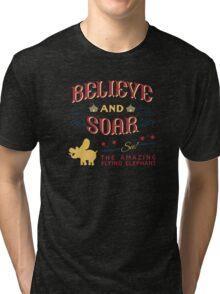 Believe and Soar! Tri-blend T-Shirt