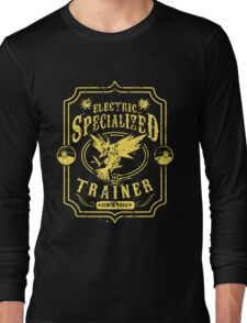 Electric Specialized Trainer Long Sleeve T-Shirt