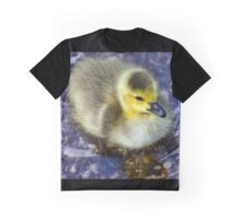Cute Gosling Graphic T-Shirt