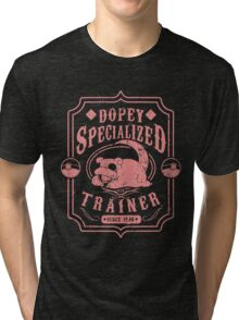 Dopey Specialized Trainer Tri-blend T-Shirt