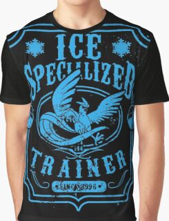 Ice Specialized Trainer Graphic T-Shirt