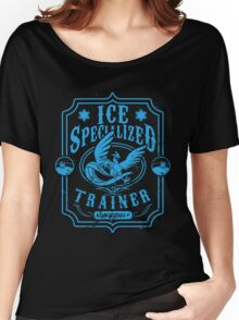 Ice Specialized Trainer Women's Relaxed Fit T-Shirt