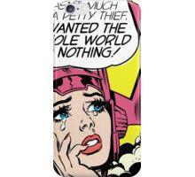 The Whole World iPhone Case/Skin