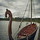 The viking ship by rentedochan