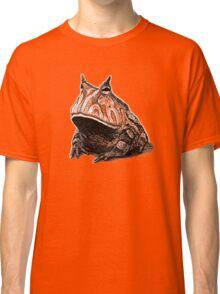 Orange Frog Classic T-Shirt