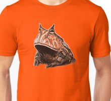 Orange Frog Unisex T-Shirt