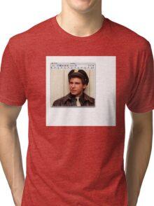 Harrison Ford Mac Tri-blend T-Shirt