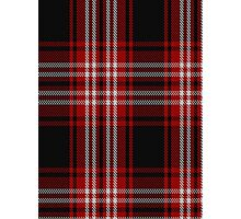 00239 Tweedside Red District Tartan  Photographic Print