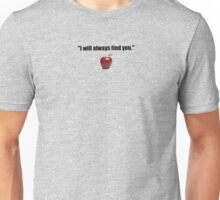 Once Upon A Time Quote Unisex T-Shirt