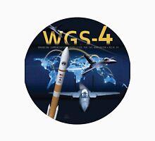 WGS-4 Launch Team Logo Unisex T-Shirt