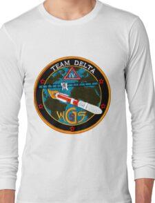 WGS-5 Launch Team Logo Long Sleeve T-Shirt