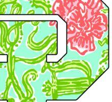 Baylor Alpha Chi Omega Sticker