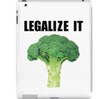 Legalize it (Legalize weed parody) iPad Case/Skin