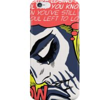 Losing Your Soul iPhone Case/Skin