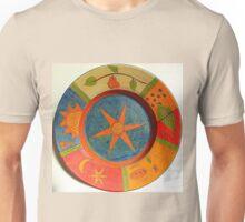 Hot Mexican Colours Unisex T-Shirt