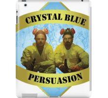 Crystal Blue Persuasion- Breaking Bad iPad Case/Skin