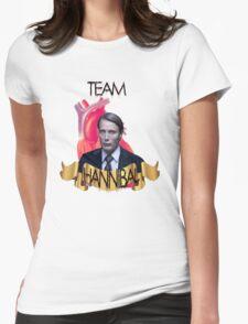 Hannibal Fannibals Womens Fitted T-Shirt