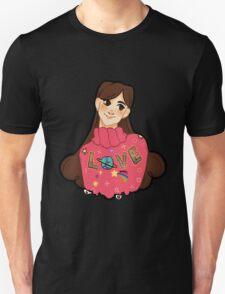 "Mabel Pines - ""Love"" T-Shirt"