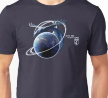 Resistance Phoenix - Ingress Unisex T-Shirt