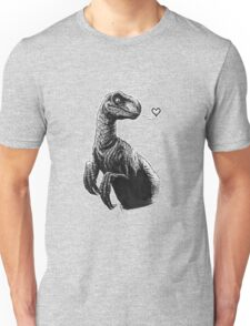 Raptor Kisses Unisex T-Shirt