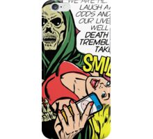 Death Will Tremble iPhone Case/Skin