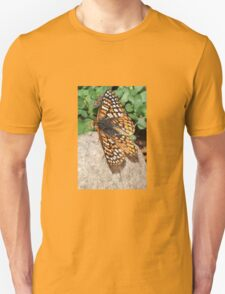 Butterfly on a Stone T-Shirt