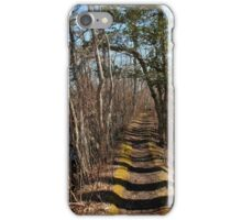 Between two worlds iPhone Case/Skin
