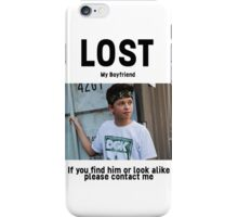 Lost Boyfriend: Jacob Sartorius (White Version) iPhone Case/Skin