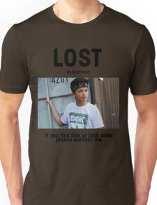 Lost Boyfriend: Jacob Sartorius (White Version) Unisex T-Shirt
