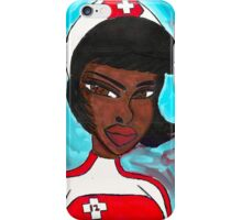 Nurse Laura  iPhone Case/Skin