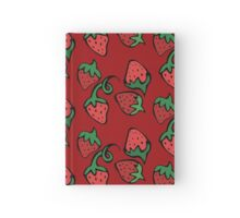 Strawberry Love Hardcover Journal