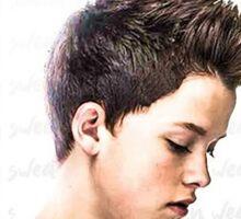 Jacob Sartorius - Sweatshirt Sticker