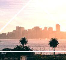 San Francisco Bay Sticker