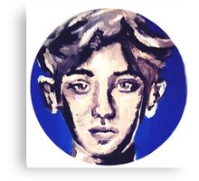 Chanyeol EXO painting Canvas Print