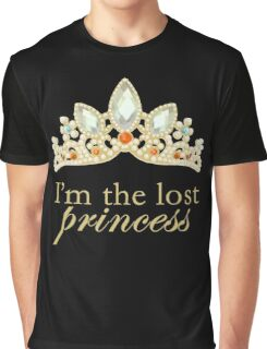 The Lost Princess Graphic T-Shirt