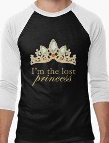 The Lost Princess Men's Baseball ¾ T-Shirt
