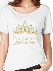 The Lost Princess Women's Relaxed Fit T-Shirt