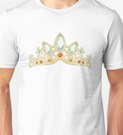 The Lost Princess (Textless) Unisex T-Shirt