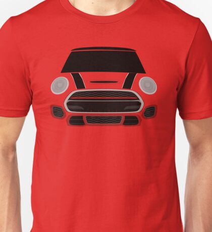 Red italian Job Unisex T-Shirt