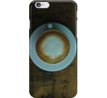 Cappuccino in a Cup iPhone Case/Skin