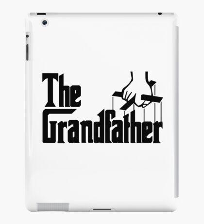 Grandfather Humour Godfather Joke Funny Comedy iPad Case/Skin