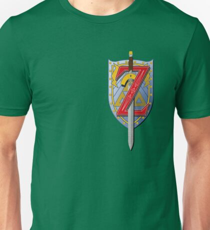 A sword to the past Unisex T-Shirt